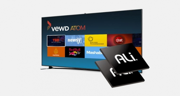 ALi and Vewd Bring Critical OTT Functionality to Entry-level Set-top Boxes for Pay TV Operators